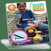 God's Big World Magazine Cover