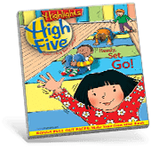 Highlights High Five Magazine Cover