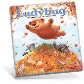 Ladybug Magazine Cover