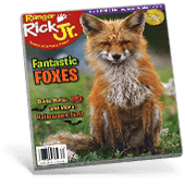 Rick Jr. Magazine Cover