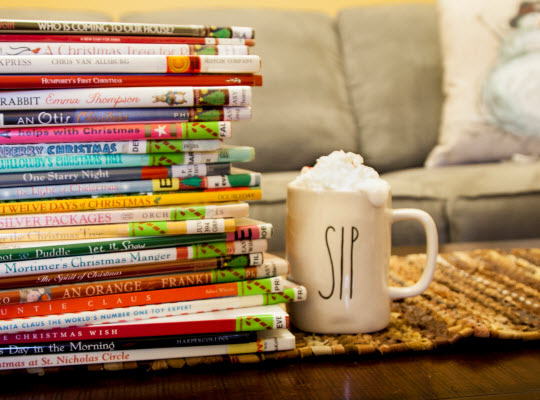 Favorite Picture Books for Christmas - Picture Book Reviews from All About Reading