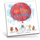 A Home for Bird book cover