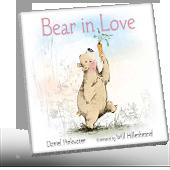 Bear in Love book cover