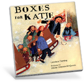 Boxes for Katje Book Cover