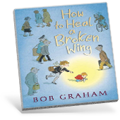 How to Heal a Broken Wing book cover