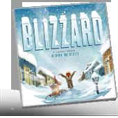 Blizzard book cover