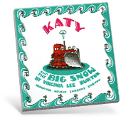 Katy and the Big Snow book cover