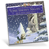 One Snowy Night book cover