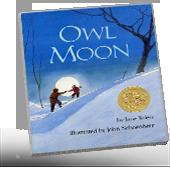 Owl Moon book cover