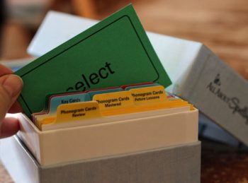 8 Great Ways to Review Spelling Word Cards - From All About Spelling