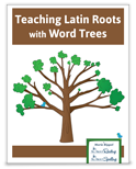 Word Trees activity cover