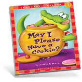 May I Please Have a Cookie? book cover