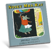Nosey Mrs. Rat book cover