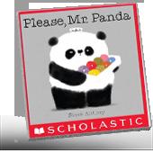Please, Mr. Panda book cover