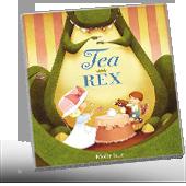 Tea Rex book cover