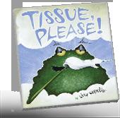 Tissue, Please book cover