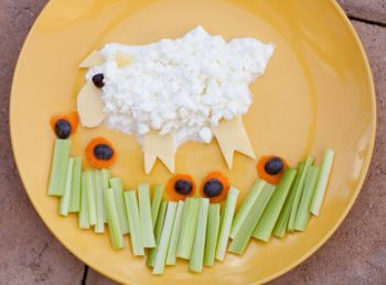 SH Is for Sheep - An ABC Snack from All About Reading