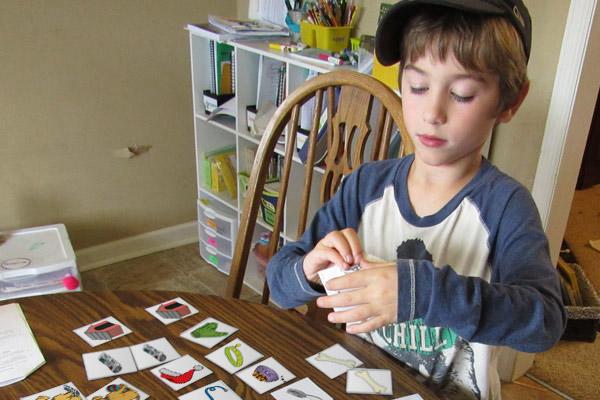 Teaching Reading and Spelling to Autistic Children - All About Learning Press