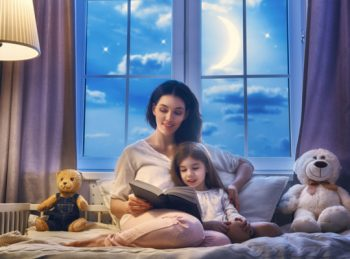 Bedtime Picture Books - Picture Book Reviews from All About Reading