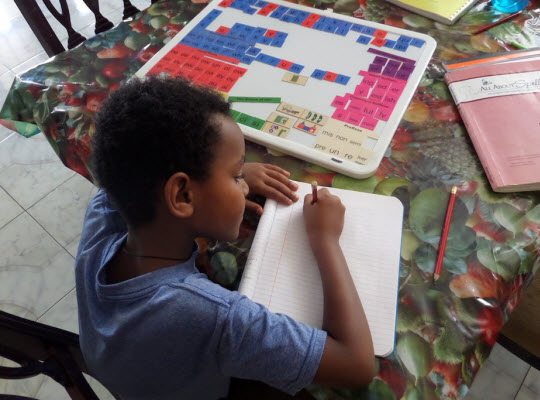 Real Moms, Real Kids: Using AAR and AAS with English Language Learners