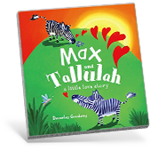 Max and Tallulah book cover