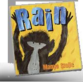 Rain book cover