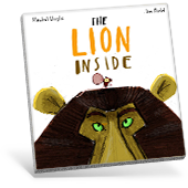 The Lion Inside book cover