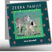 Zebra Family book cover