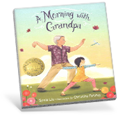 A Morning with Grandpa book cover