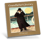 Grandfather's Journey Book Cover