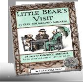 Little Bear's Visit book cover