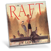 The Raft book cover