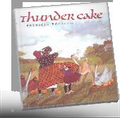 Thunder Cake book cover