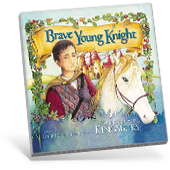 Brave Young Knight book cover