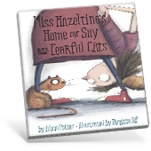 Miss Hazletine's Home for Shy and Fearful Cats book cover
