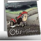 Otis and the Tornado book cover