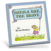 Sheila Rae the Brave book cover