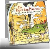 The Paper Bag Princess book cover