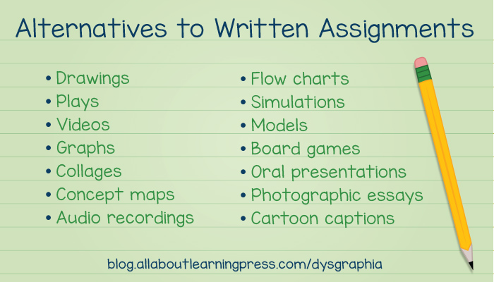 dysgraphia-alternatives-to-written-assignments-700x400