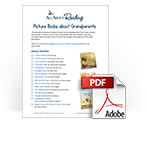 Picture Books About Grandparents library checklist download