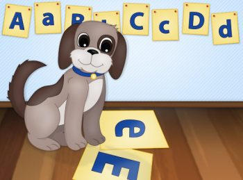 Teaching the Alphabet to Preschoolers - from All About Reading