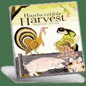 Picture Books Fall Hardscrabble Harvest book cover