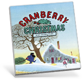 Holiday Cranberry Christmas book cover