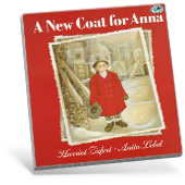 A New Coat for Anna book cover