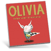 Olivia Helps With CHristmas - Picture Books for Christmas