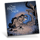 One Starry Night book cover