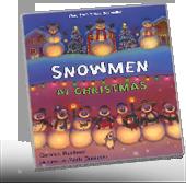 Snowmen at Christmas book cover