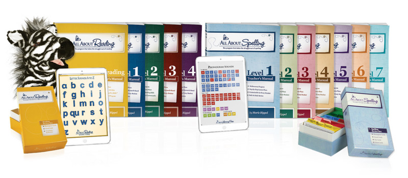 All About Learning Press Product Line