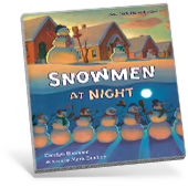 Snowmen at Night book cover