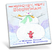 The Biggest, Best Snowman book cover